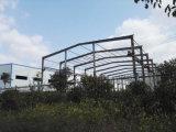 Construção de edifício de aço com o Installtion rápido da planta do armazém da oficina