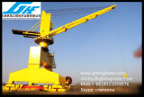 Grue sur rail hydraulique de port mobile
