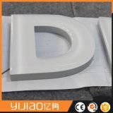 Suzhou에 있는 환영된 LED Facelit 로고