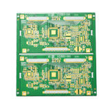 1-24 PWB del oro del Lf Hal de la inmersión de las capas para los productos electrónicos