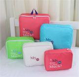 Organizador de nylon portable del bolso del almacenaje del recorrido de los estilos de Fahison (SR4156)