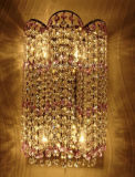 水晶壁ランプの屋内照明のPhineの装飾的な方法