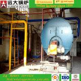 High-Efficiency horizontaler Heizungs-abgefeuerter Warmwasserspeicher des Öl-600000k/H/des Gases