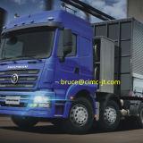 Shacman F3000の6X2によって使用されるトラック