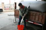 Bâche de protection de PVC pour le réservoir d'eau