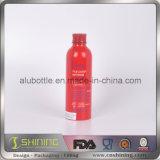 300ml vendem por atacado o frasco cosmético de alumínio vazio