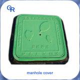 플라스틱 섬유 유리 맨홀 검사 덮개를 강화한다