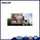 Panneau-réclame d'étalage d'exposition de toile de drapeau de câble de PVC Frontlit (500dx500d 9X9 510g)