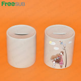 Freesub Sublimation 11oz White Money Box