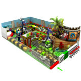 Спортивная площадка практически детей магазина занятности крытая