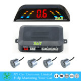 Parking automatico Sensor System 12V LED Display Indicator Car Reverse Radar + 4 PCS Sensors