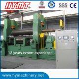 Maquinaria de rolamento de dobra universal do rolo W11s-40X2500 superior hidráulico
