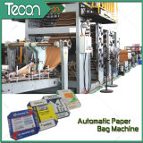 Alta tecnologia Cement Bag Machine con Auomatic Deviation Rectifying System