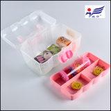 Miniwerkzeugkasten des plastikpp. mit Plastikgriff (HYS-019)