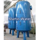 Recipiente del reactor del filtro (acero de carbón)
