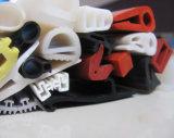 E-Form-Silikon-Gummi verdrängte Ofen-Profildichtung-Streifen
