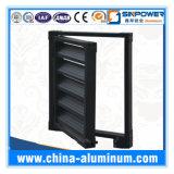 Perfil de aluminio para Windows y las puertas