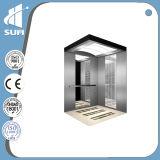Capacité d'économie d'énergie sécurisée 630-1600kg Ascenseur résidentiel