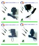 15.6W BS Universal AC gelijkstroom Adapter voor Switching Power Supply Black