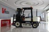 3ton 중국 유압 지게차, 중국 엔진 Xinchaic240 의 이중 넓은 전망 돛대, 자유로운 포크리프트 예비 품목