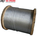Galvanisierter Stahldraht für das Produzieren des Strang-Draht-Stütze-Drahts/des Ehs/des Spanndrahtes