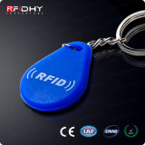 Mini 125kHz & 13.56MHz RFID Key Tag per Access Control