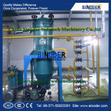 Premier Class Oil Production Crude Sunflower Oil Refinery Equipment avec du ce