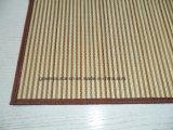 Het Dineren van het bamboe Mat/het Onderleggertje van het Bamboe