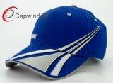 Вышивка хлопка холодной участвуя в гонке бейсбольной кепки