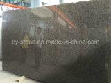 Плитка гранита Каледония для Countertop/верхней части тщеты/верхней части стенда/плитки настила/стены