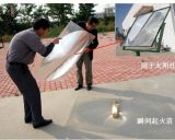1000mm*1000mm Large Acrylic Fresnel Lens per Solar Panel (HW-F1000-5)