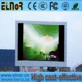Placa de indicador ao ar livre do diodo emissor de luz P20 do grande preço do quadro de avisos bom