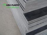 Folha colorida PVC para o produto químico