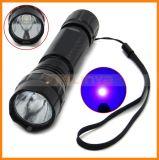 Скорпионы детектора мочи любимчика проблескового света Wf501b UV охотясь свет