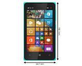 Original Micrasoft Lumia 435 Windows Mobile Phone