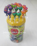10.5g Dd Double Fruits Flavors Compressed Sweet Lollipop