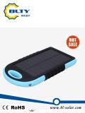 Cargador móvil solar impermeable al aire libre 4000mAh de la batería de la potencia