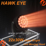 Hawk Eye 22X30W RGBW 4in1 B Eye LED éclairage de scène