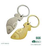 Het Metaal Fashional Gelukkige Keychain van de douane