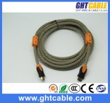 2m Highquality HDMI Cable met Nylon Braiding