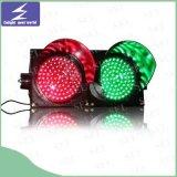 Singolo semaforo degli indicatori luminosi DC12V DC24V AC85-265V LED di colore due
