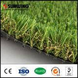 Sunwing neuer Auslegung-Grün Artificila Gras-Teppich