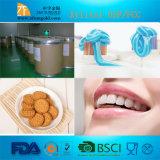Additivi alimentari L xilitolo per il dentifricio in pasta del xilitolo della gomma da masticare