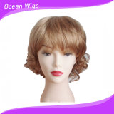 Parrucca sintetica dei capelli di colore di Beautifull