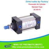 표준 압축 공기를 넣은 실린더 (SC/SU)