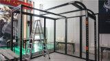 Cabina modificada para requisitos particulares tela de aluminio modular de la exposición de la serie de M