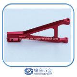 Las piezas de aluminio de Anoziding de la precisión, CA parte W-015
