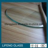 機器のための磨かれた端が付いている安全特別な整形強くされた緩和されたガラス