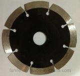 El tipo mojado sinterizado diamante dividido en segmentos consideró la lámina para el granito (350m m)