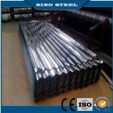 Dx51d SGCC heißes BAD galvanisiertes gewölbtes Stahldach-Blatt
